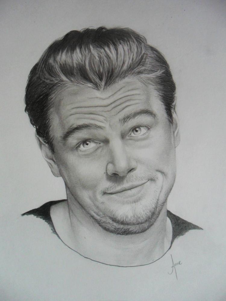 Leonardo DiCaprio par Ennankh